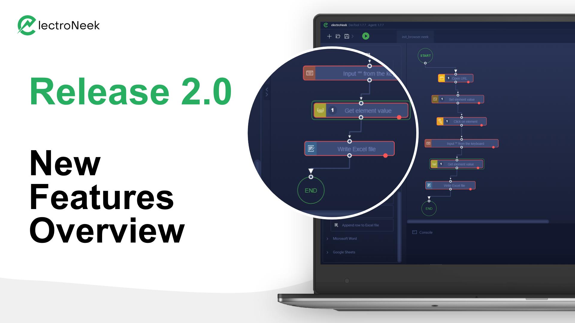 ElectroNeek Enterprise 2.0 platform is released