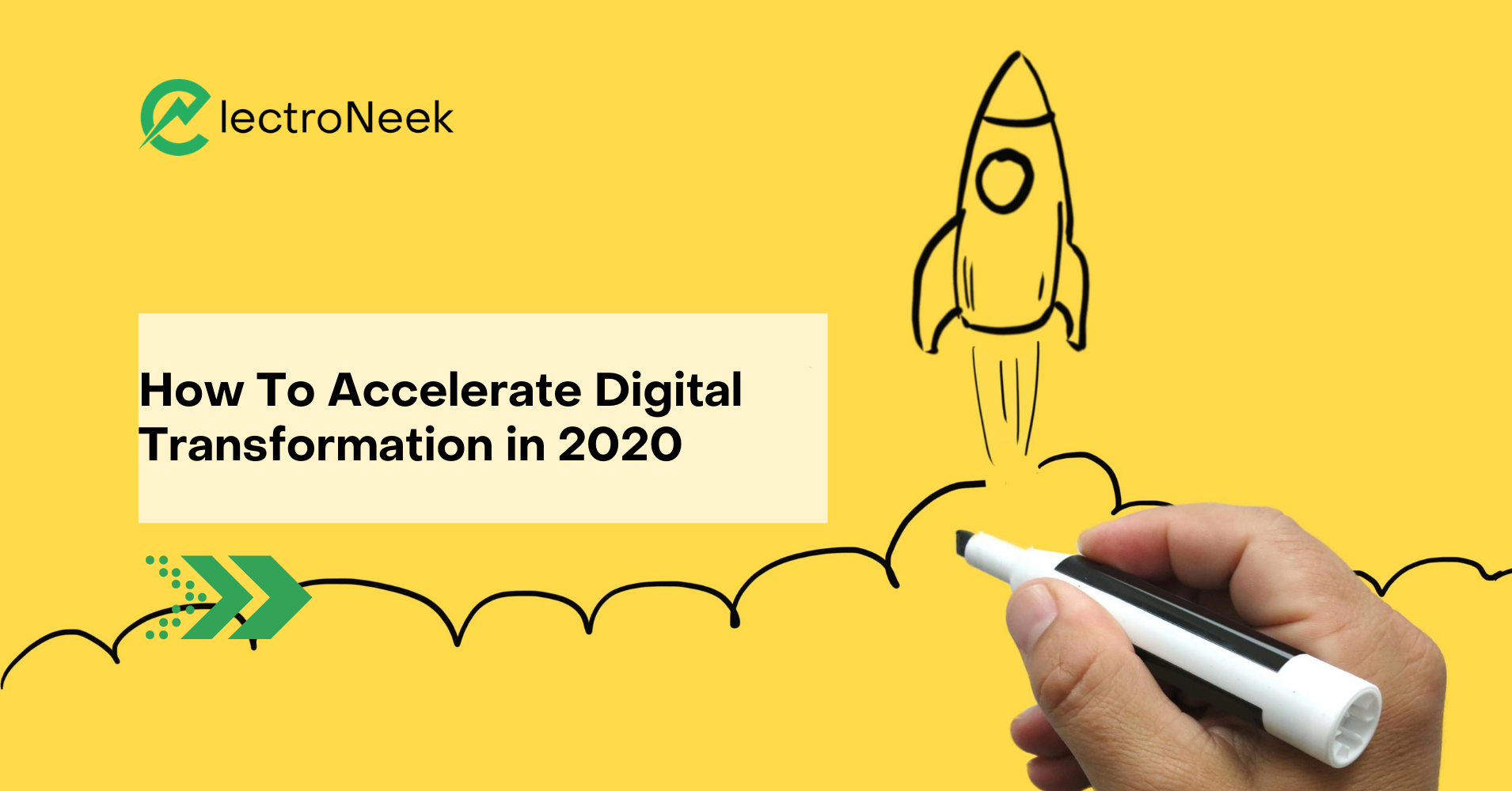 How To Accelerate Digital Transformation In 2020