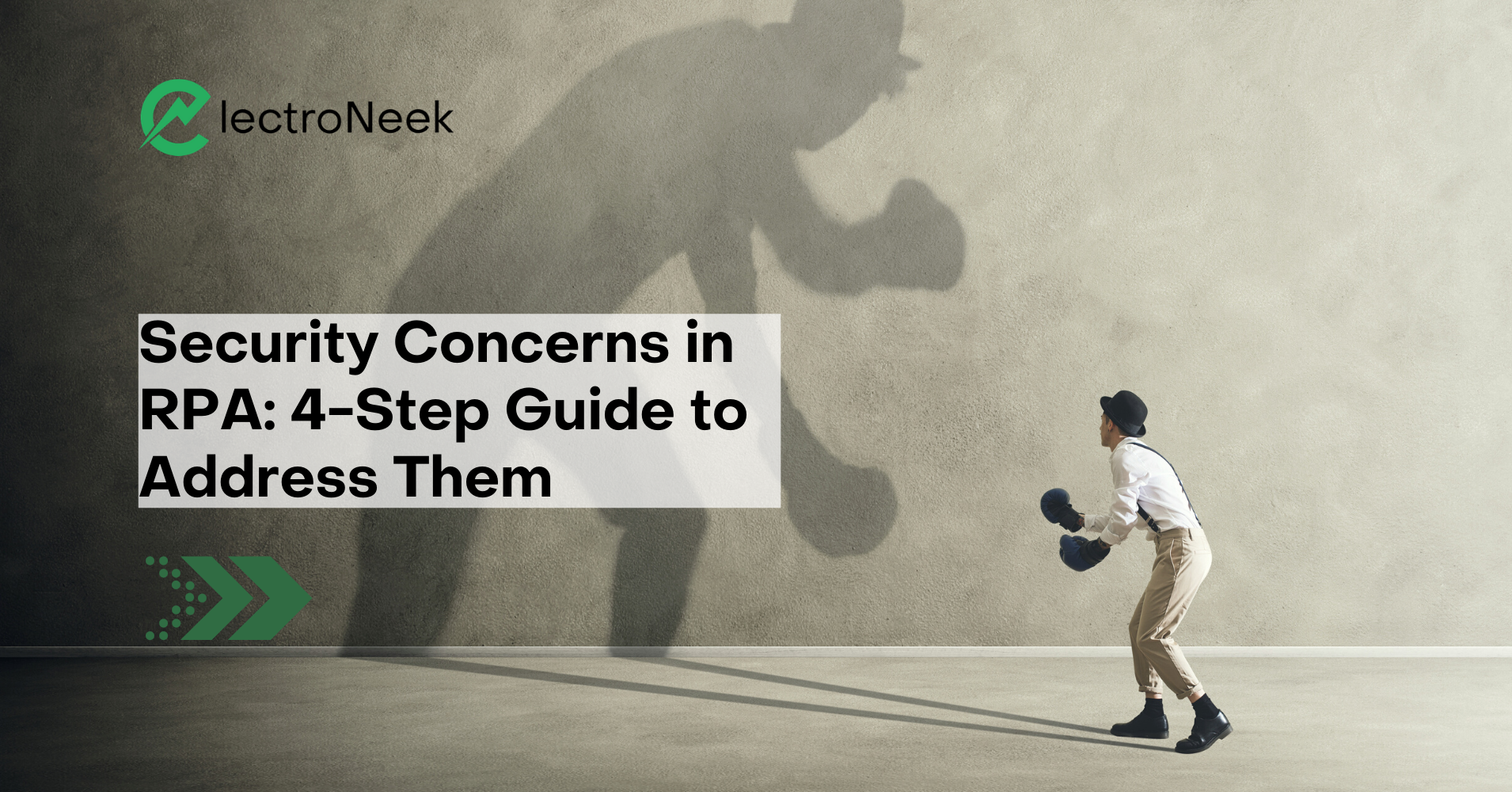 Security Concerns in RPA: 4-Step Guide to Address Them