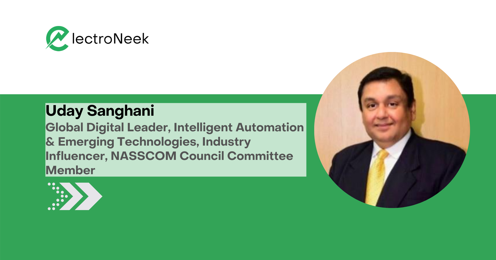 """Uday Sanghani: RPA Legend on """"Blind Spots"""" in Automation Journey and Bots Becoming New Types of Workers"""