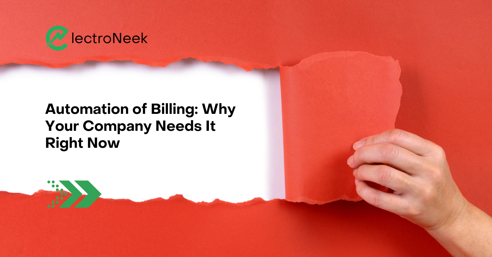 Automation of Billing: Why Your Company Needs It Right Now