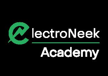 logo Electroneek academy