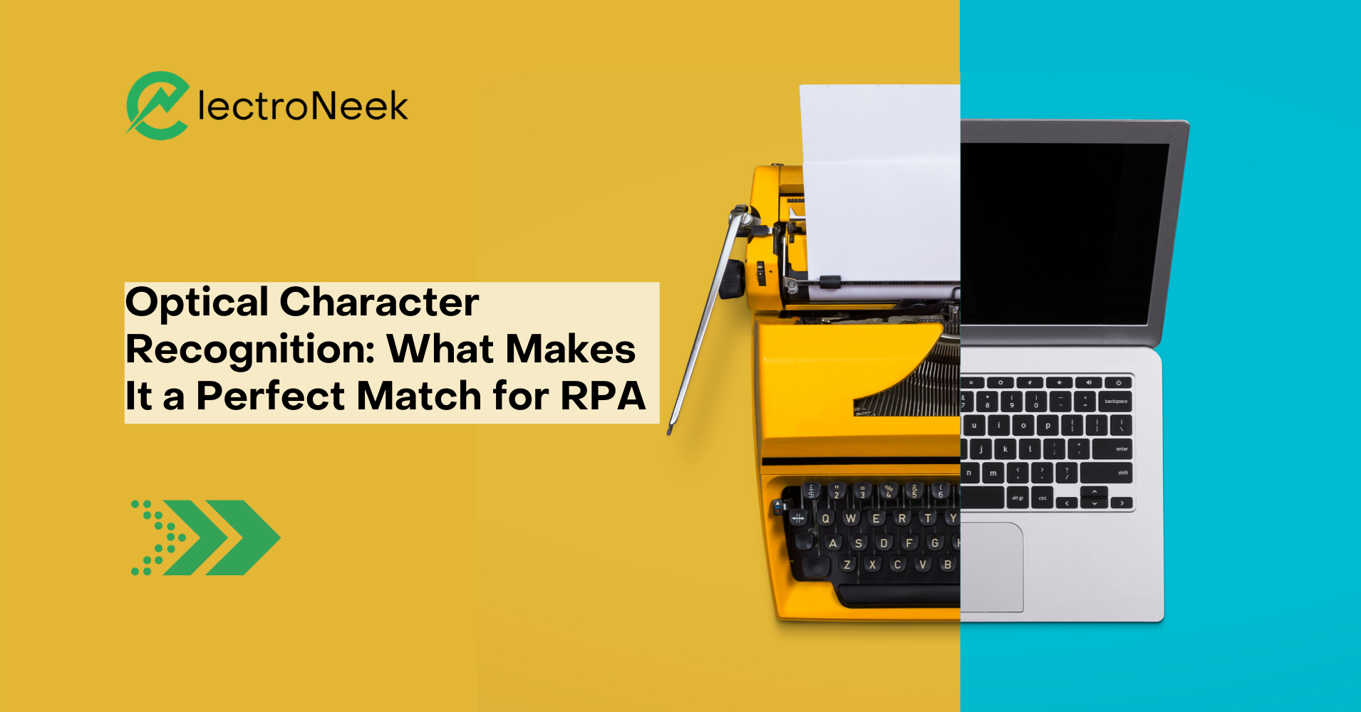 Optical Character Recognition: What Makes It a Perfect Match for RPA