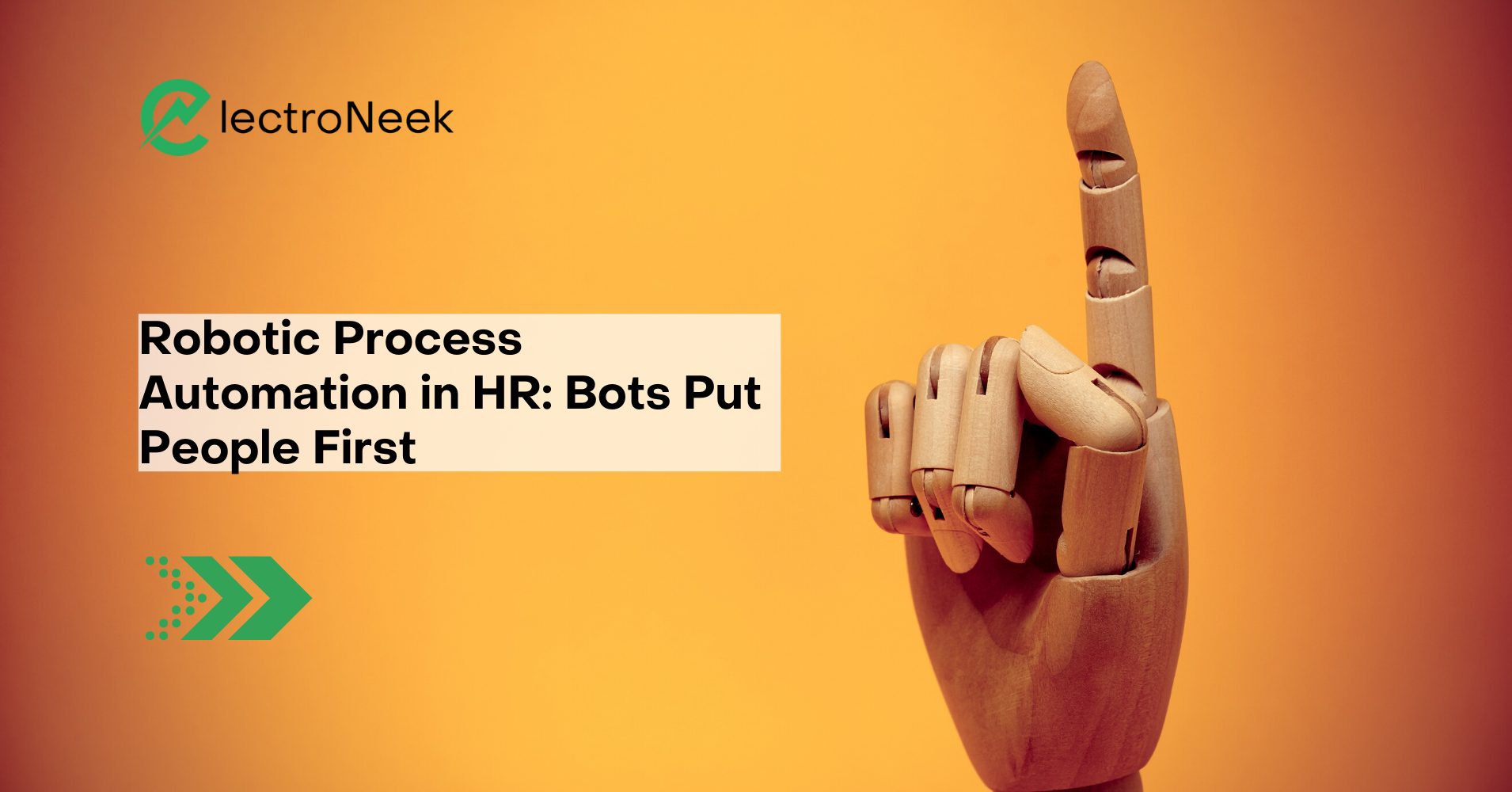 Robotic Process Automation in HR: Bots Put People First