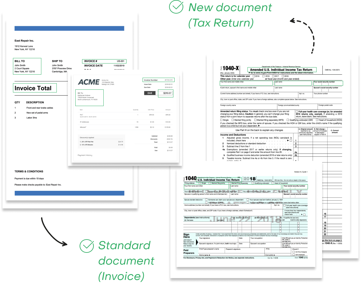 The easiest-to-use Document Classification