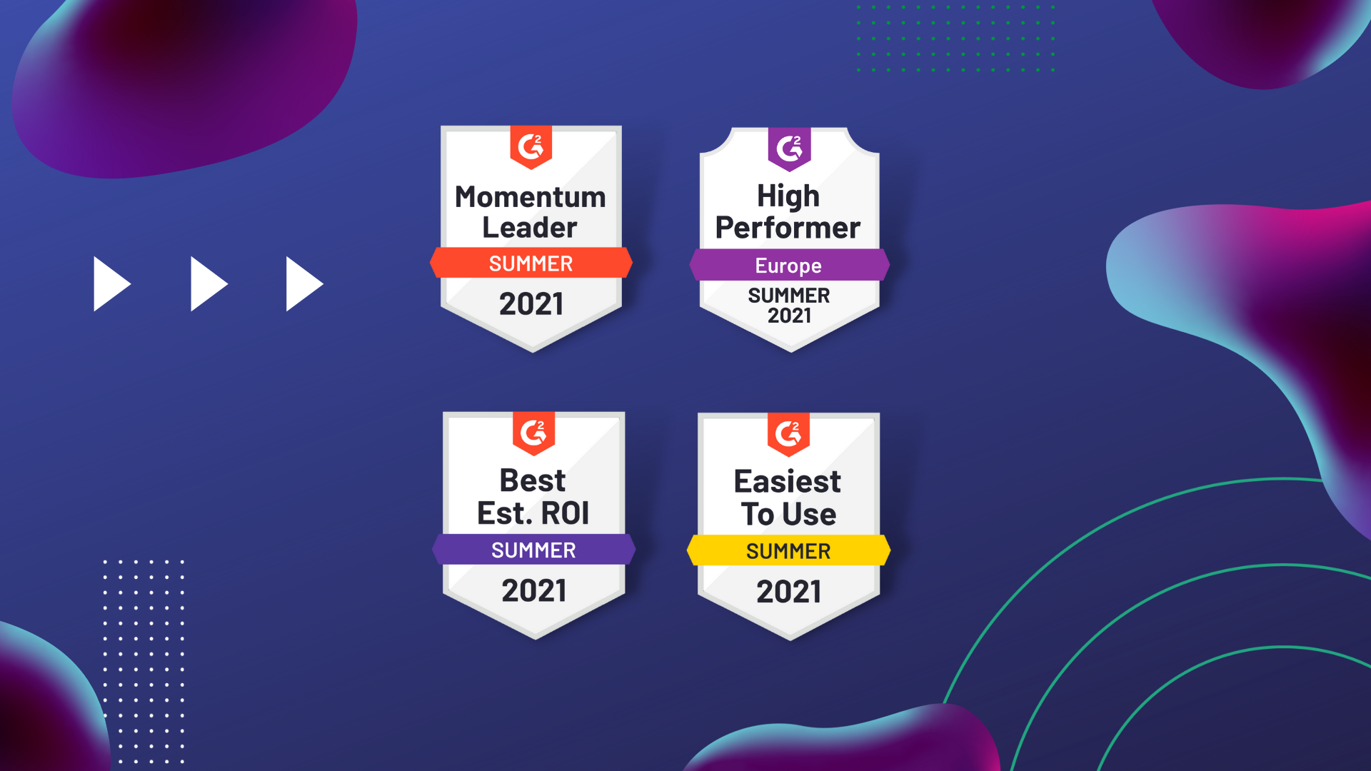 G2 Has Named ElectroNeek a Momentum Leader for the 3rd Quarter in a Row